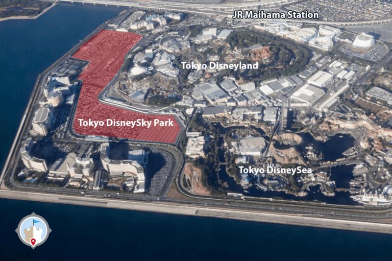 RUMOR: Tokyo Disney Resort Planning a 3rd Park DisneySky