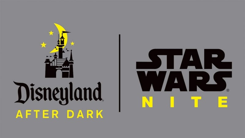 Disneyland After Dark Star Wars Nite Coming May 3rd