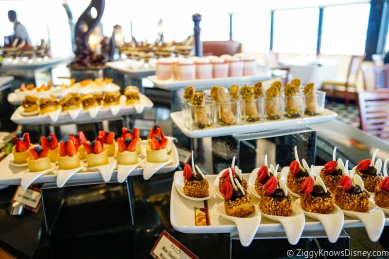 REVIEW: Palo Brunch on Disney Magic Cruise Ship