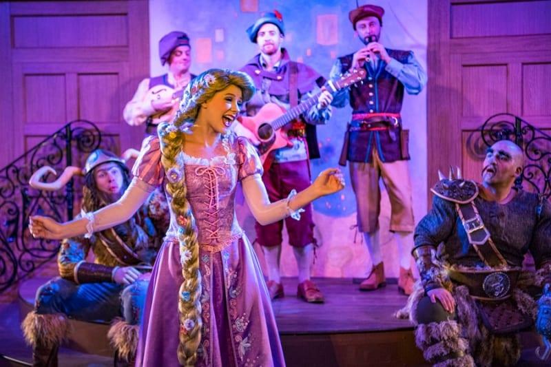 PHOTOS: Inside Rapunzel's Royal Table on the Disney Magic Cruise Ship