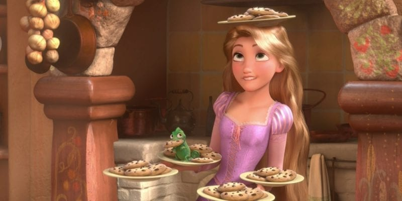 PHOTOS: Rapunzel's Royale Table Menu on the Disney Magic Cruise Ship