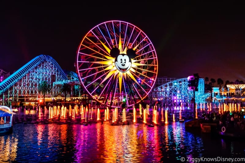 World of Color Return Delayed