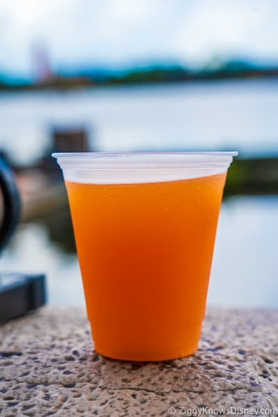Grapefruit Beer Epcot Germany