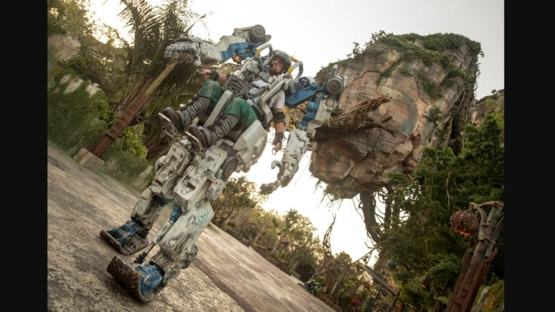 Pandora Utility Suit Officially Debuts in Animal Kingdom Today