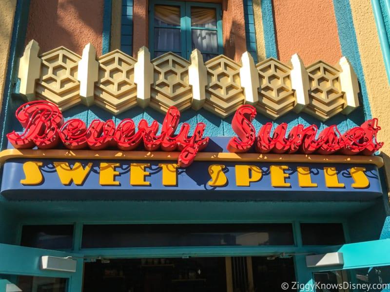 Sweet Spells Closing Permanently in Disney's Hollywood Studios
