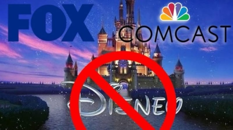 Comcast Trying to Buy Fox Before Disney Can Finish the Deal