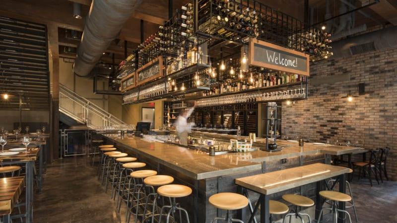 Disney Announces Wine Bar George Opening Date