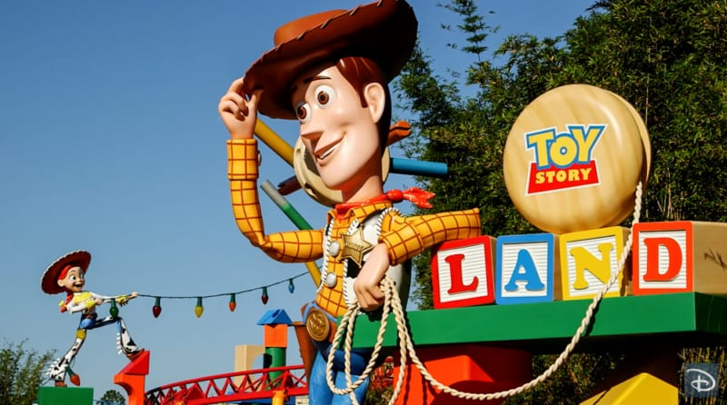 Toy Story Land Now Open in Disney's Hollywood Studios