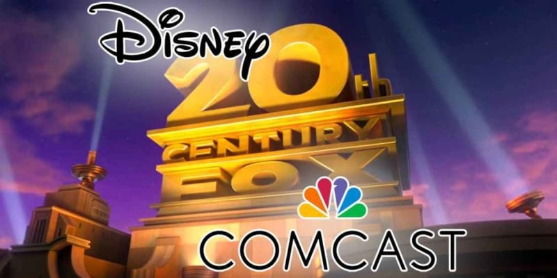 Comcast Makes $65 Billion All-Cash Offer to Buy Fox and Undercut Disney