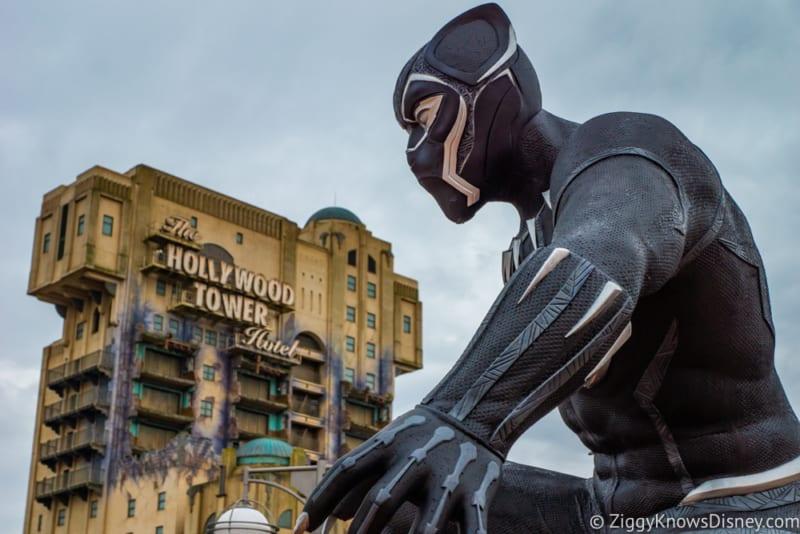 PHOTOS: Marvel Statues Arrive for Marvel Summer of Super Heroes Event in Disneyland Paris