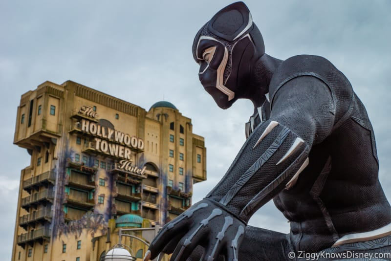 PHOTOS: Marvel Statues Arrive for Marvel Summer of Super Heroes Event in Disneyland Paris