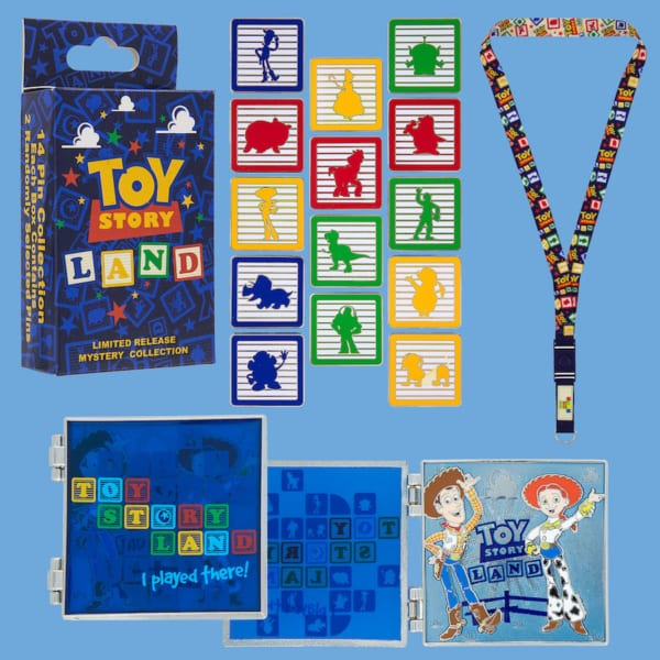 More Toy Story Land Merchandise Ahead of the Opening June 30th