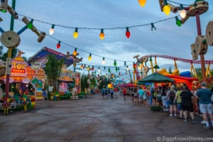 Toy Story Land Walkthrough Photo Tour