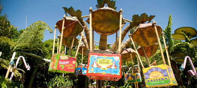 'A Bug's Land' in Disney California Adventure Now Closed for Good
