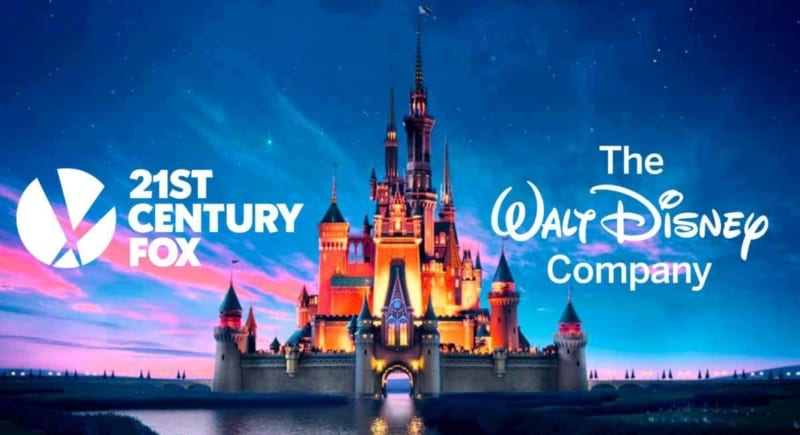 Fox Ready to Close Deal with Disney By January 1st 2019