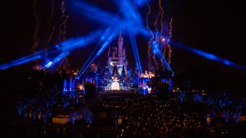 New Nighttime Spectacular Coming to Tokyo Disney Resort and More Entertainment for 35th Anniversary