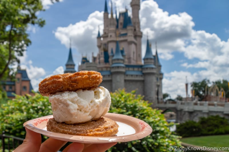 REVIEW: Ice Cream Churro Sandwich at Sleepy Hollow Refreshments