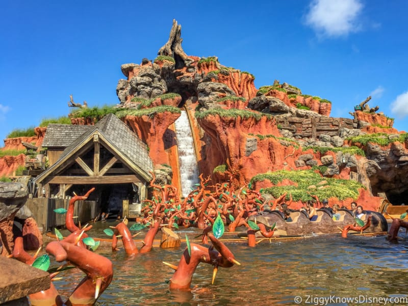 Themed Ziploc Bags Coming to Splash Mountain Even After Plastic Cutback in Walt Disney World