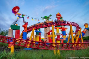 Toy Story Land Review in Disney's Hollywood Studios