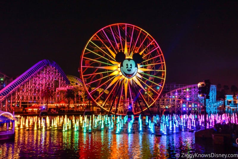 RUMOR: World of Color Halloween Show Coming to Disney California Adventure
