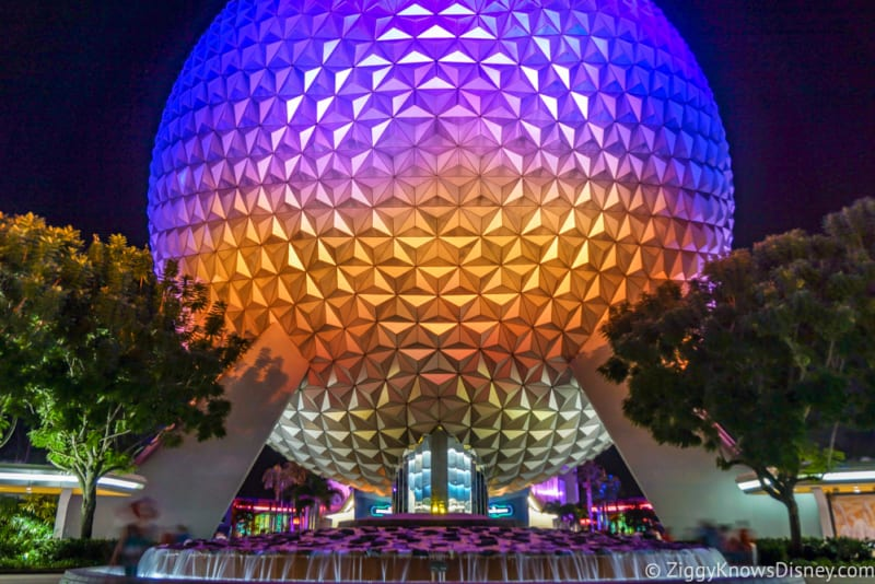 RUMOR: Spaceship Earth Attraction Remodel in the Works in Epcot