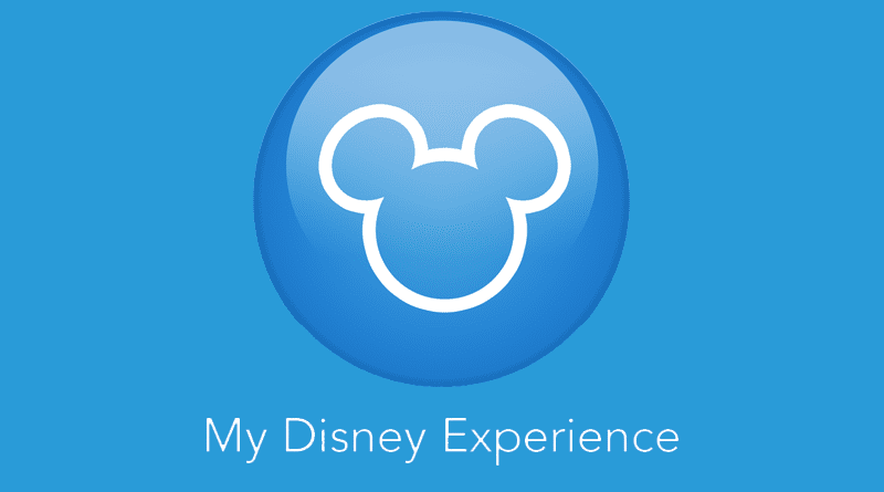 New My Disney Experience App Update Adds Shop Disney Feature