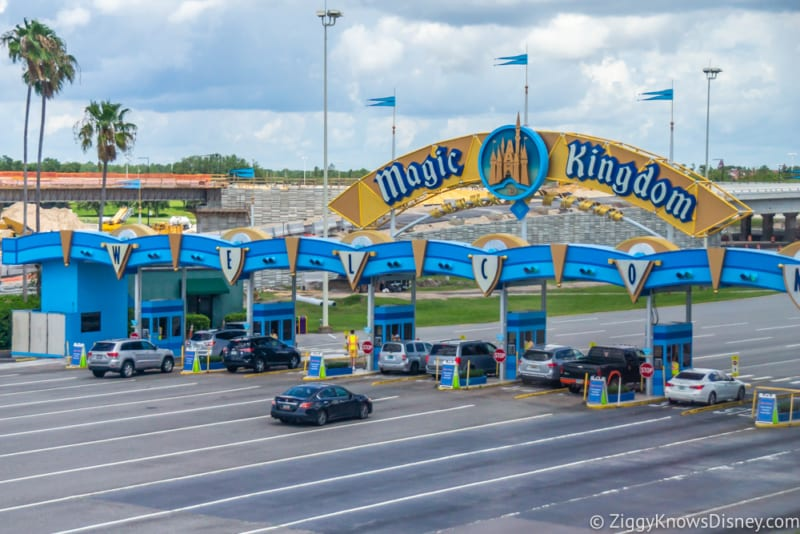New Shortcut Overpass to Magic Kingdom Resorts Now Open
