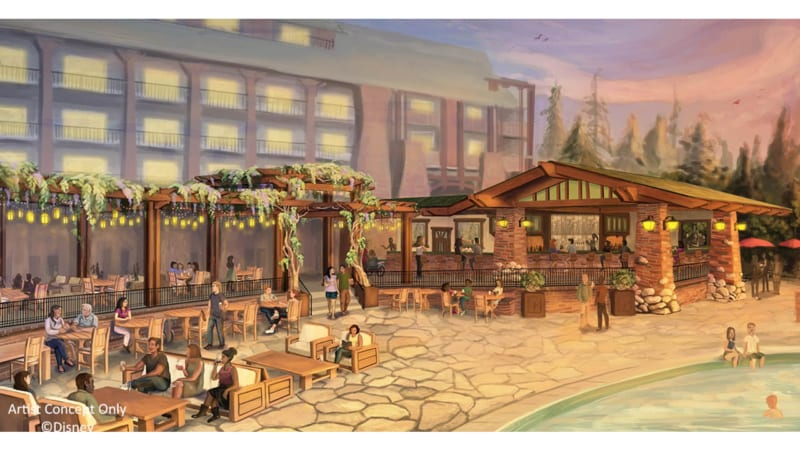 2 New Dining Locations Coming to Disneyland Hotel and Grand Californian