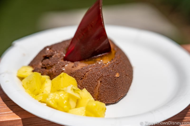 Flavors from Fire Review 2019 Epcot Food and Wine Festival chocolate picante