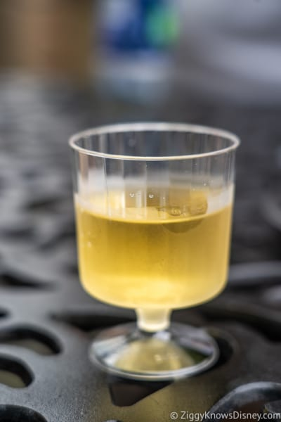 France Review 2019 Epcot Food and Wine Festival chardonnay