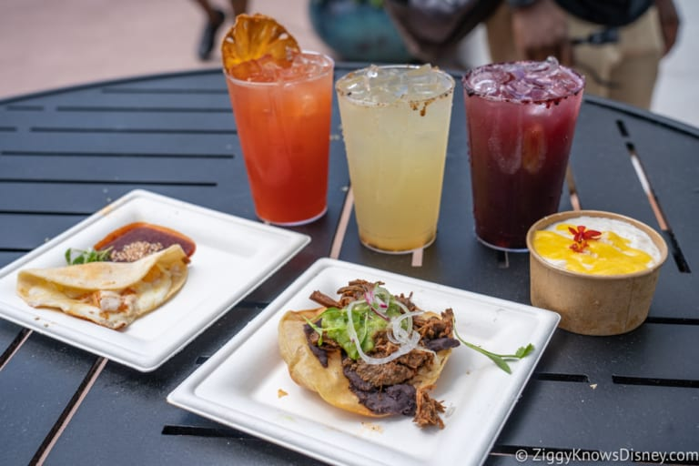 Mexico Review 2018 Epcot Food and Wine Festival