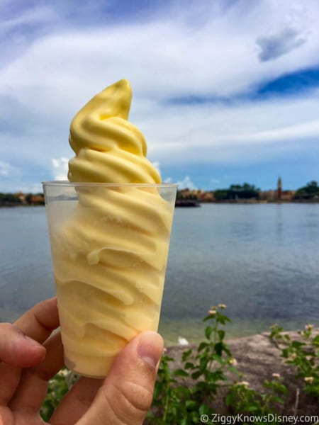 Refreshment Port Review 2018 Epcot Food and Wine Festival Dole Whip