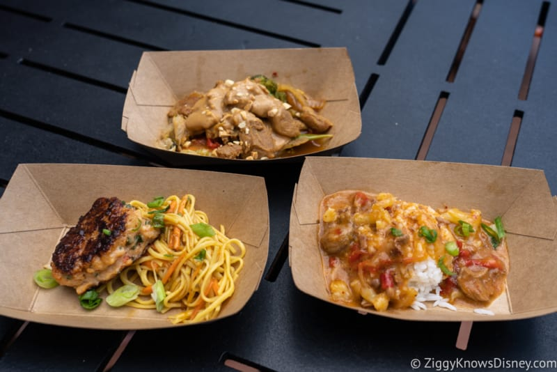 REVIEW: Thailand – 2018 Epcot Food and Wine Festival