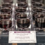 The Festival Wine Shop Review 2018 Epcot Food and Wine Festival red wine flight