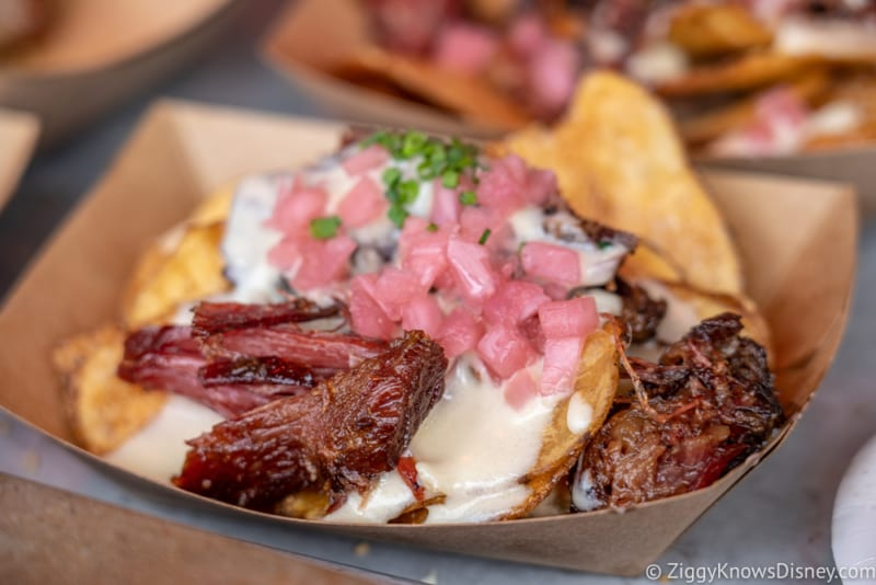Top 10 Snacks 2018 Epcot Food And Wine Festival Ziggy Knows Disney
