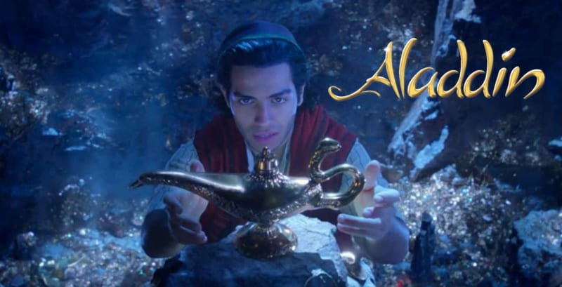 First Official Teaser Trailer for Disney's Live-Action Aladdin Film