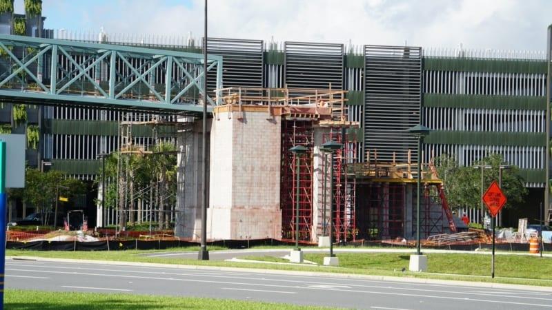 Disney Springs Construction Update October 2018 Photos