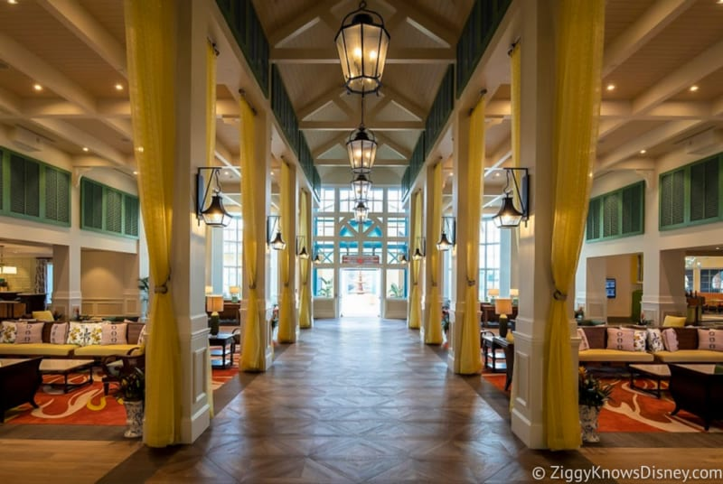 PHOTOS: Disney's Caribbean Beach Resort New Renovations Open Up Today, Old Port Royale, Sebastian's Bistro