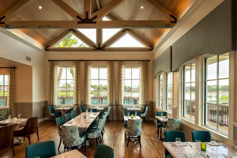 Caribbean Beach Resort New Renovations Open Today Sebastian's Bistro