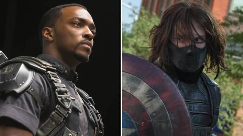 Marvel Falcon and Winter Soldier Series Disney Play Streaming