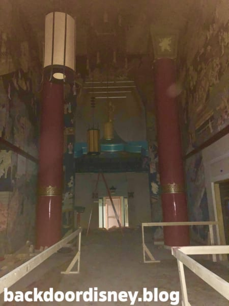 Leaked Images of Mickey and Minnie's Runaway Railway Construction, Great Movie Ride Demolition