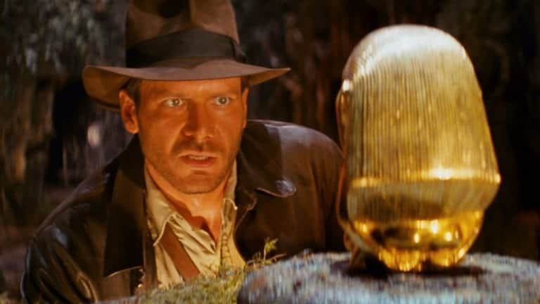 Indiana Jones themed land Disney's Hollywood Studios
