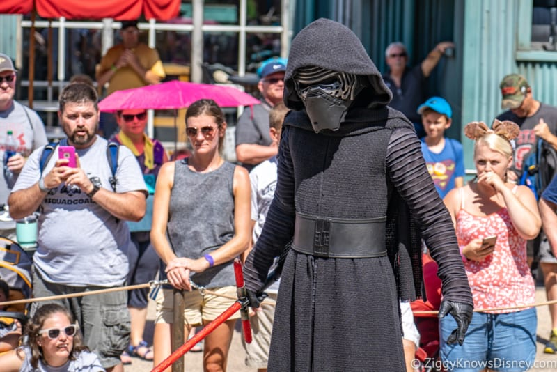 Jedi Training Show Closing in Disneyland, Staying Open in Hollywood Studios for Now
