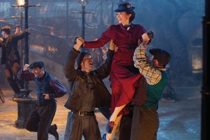 "Mary Poppins Returns Song Debuts: ""Can You Imagine That?"""