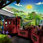 Mickey and Minnie's Runaway Railway Coming to Disneyland Park