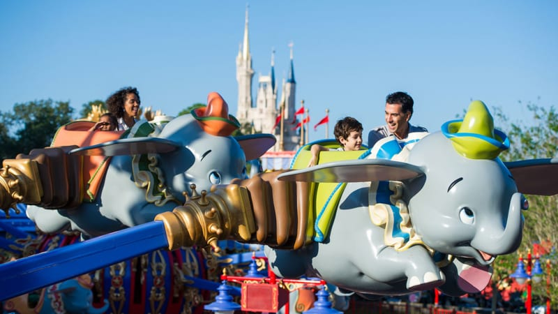 Disney Launches New Date-Based Ticket Pricing for Walt Disney World