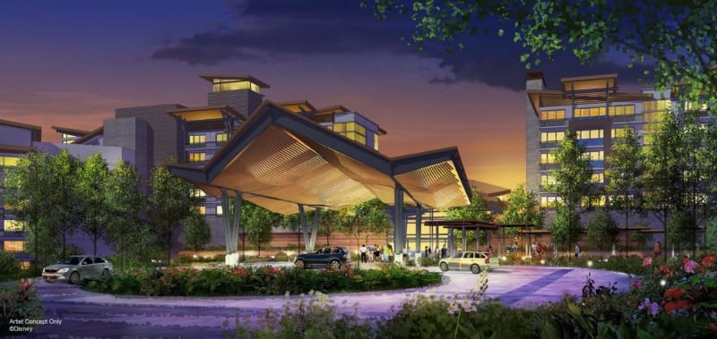 Disney Announces New Nature-Inspired Resort Hotel on Old River Country Site