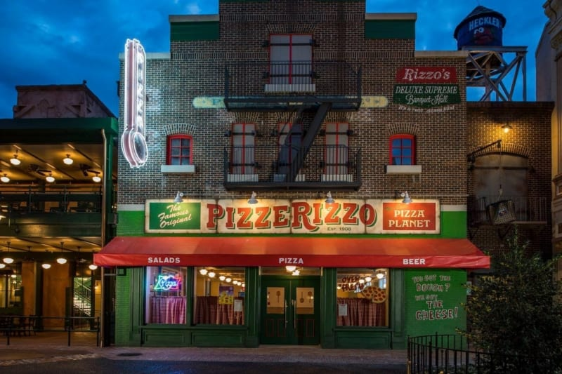 PizzeRizzo Closing in October, Will Open Seasonally in Disney's Hollywood Studios