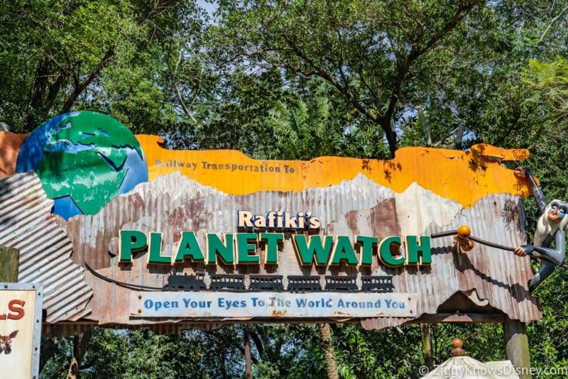 Rafiki's Planet Watch NOT Closing