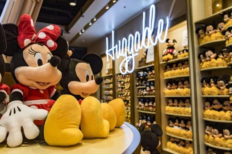 World of Disney Stores Open Disney Springs Downtown Disney